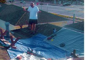 Roof Tarp Basics
